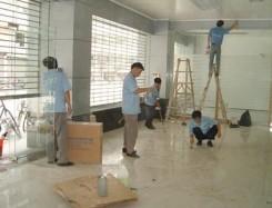 商场开荒保洁-无锡焕然之新保洁服务有限公司
