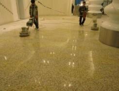 石材染色增光-无锡焕然之新保洁服务有限公司