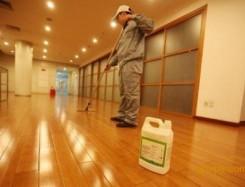 实木地板打蜡-无锡焕然之新保洁服务有限公司