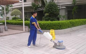 小区保洁案例-无锡焕然之新保洁服务有限公司